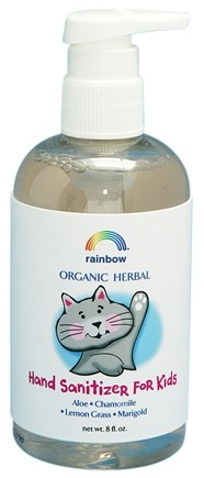 DROPPED: Rainbow Research - Hand Sanitizer For Kids - 8 oz.