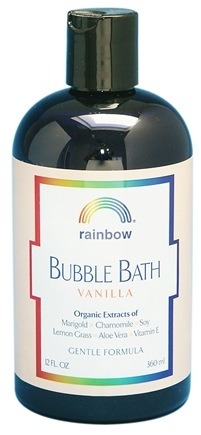 DROPPED: Rainbow Research - Bubble Bath Vanilla - 12 oz.