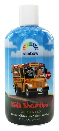 Rainbow Research - Kid's Shampoo Unscented - 12 oz.