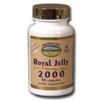 DROPPED: Premier One - Royal Jelly 500 500 mg. - 30 Softgels