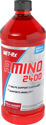 DROPPED: MET-Rx - Hi-Test Amino 2400 Liquid - 16 oz. CLEARANCE PRICED