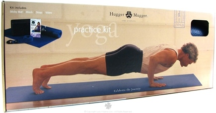DROPPED: Hugger Mugger Yoga Products - Tapas Yoga Practice Kit - WINTER SPECIAL