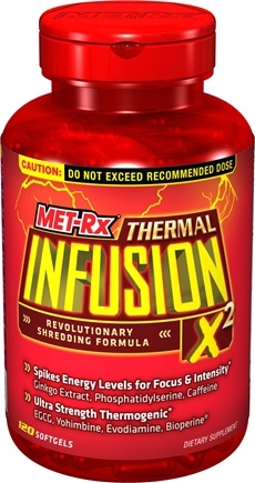 DROPPED: MET-Rx - Thermal Infusion - 90 Capsules CLEARANCE PRICED