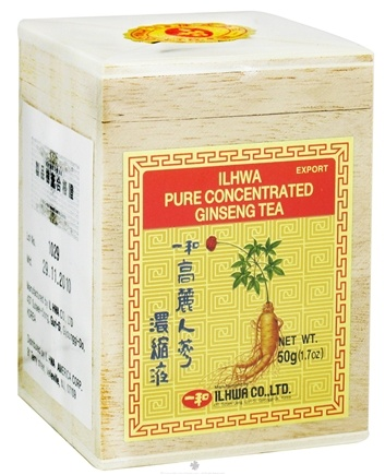 DROPPED: ILHWA Company Ltd. - Pure Concentrated Ginseng Tea - 1.7 oz.