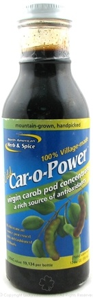 DROPPED: North American Herb & Spice - Wild Car-o-Power Concentrate - 12 oz.