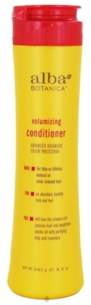 DROPPED: Alba Botanica - Volumizing Conditioner - 8.5 oz. CLEARANCE PRICED