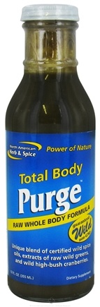 DROPPED: North American Herb & Spice - Total Body Purge - 12 oz.