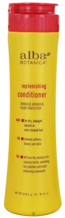 DROPPED: Alba Botanica - Replenishing Conditioner - 8.5 oz. CLEARANCE PRICED