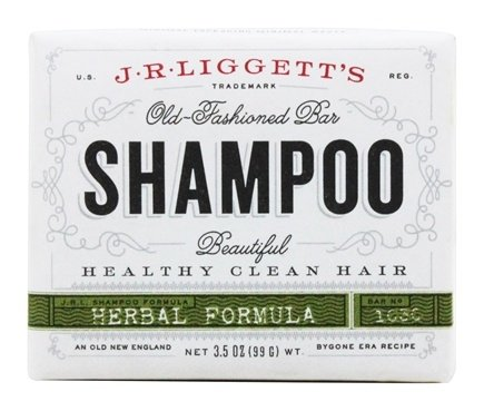JR Liggett's - Old-Fashioned Shampoo Bar Herbal Formula - 3.5 oz.