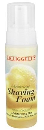 JR Liggett's - Moisturizing Shaving Foam Non-Aerosol - 7 oz.