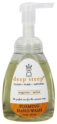 Deep Steep - Foaming Handwash Tangerine Melon - 8.75 oz.