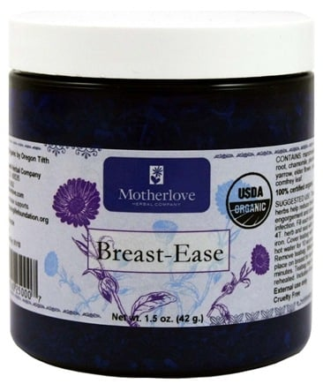 DROPPED: Motherlove - Breast-Ease - 1.5 oz.