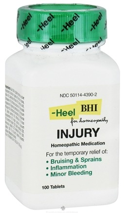 DROPPED: BHI/Heel - Injury - 100 Tablets