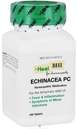 DROPPED: BHI/Heel - Echinacea PC - 100 Tablets