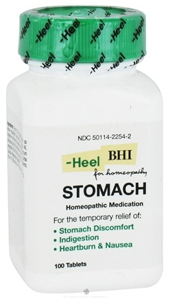 DROPPED: BHI/Heel - Stomach - 100 Tablets