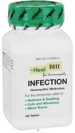 DROPPED: BHI/Heel - Infection - 100 Tablets