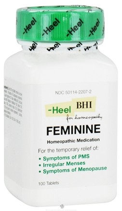 DROPPED: BHI/Heel - Feminine - 100 Tablets
