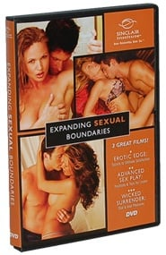 DROPPED: Sinclair Institute - Expanding Sexual Boundaries - 1 DVD(s) CLEARANCE PRICED