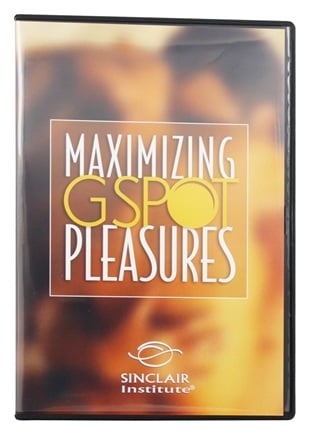 Sinclair Institute - Maximizing G-Spot Pleasures DVD