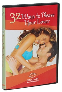DROPPED: Sinclair Institute - 32 Ways to Please Your Lover - 1 DVD(s)