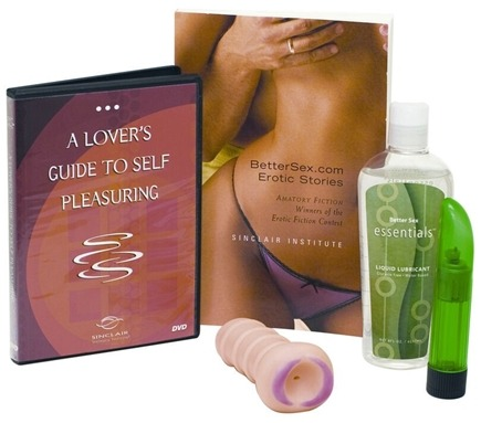 DROPPED: Sinclair Institute - Lovers' Self Pleasure Kit - CLEARANCE PRICED