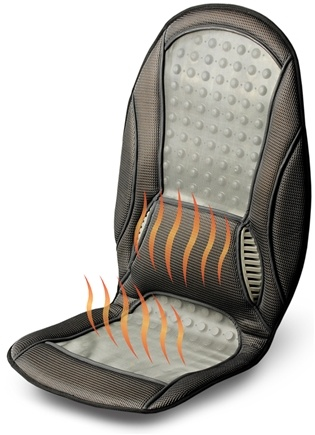 DROPPED: HoMedics - Temp Rite Massage Cushion TRC-100 - HOLIDAY PRICED