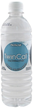 DROPPED: Twinlab - TwinCal Natural Calcium Water - 16.9 oz.