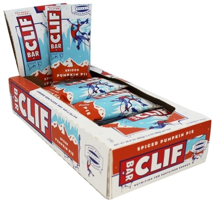 DROPPED: Clif Bar - Energy Bar Spiced Pumpkin Pie - 2.4 oz.