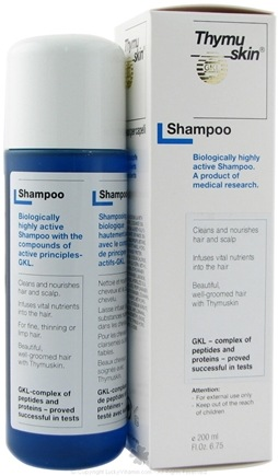 DROPPED: Thymuskin - Shampoo - 200 ml.