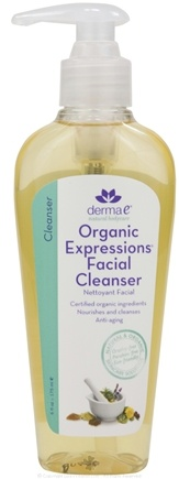 DROPPED: Derma-E - Organic Expressions Facial Cleanser - 6 oz.