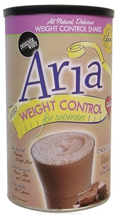 DROPPED: Designer Protein - Designer Whey Aria Weight Control for Women Chocolate - 12 oz.