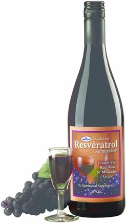 DROPPED: Neocell Laboratories - Resveratrol Antioxidant Alcohol-Free - 25 oz. CLEARANCE PRICED