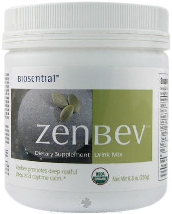 DROPPED: Biosential - Zenbev - 8.8 oz.