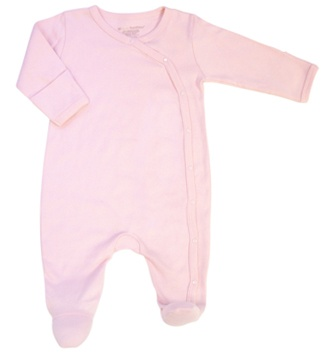 DROPPED: Piccolo Bambino - Footed Sleeper 6-9 Months Pink