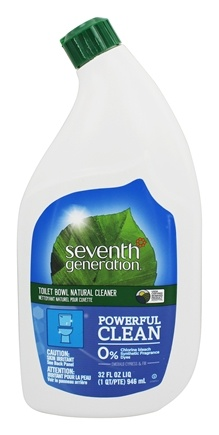 Seventh Generation - Toilet Bowl Cleaner Emerald Cypress & Fir - 32 oz.