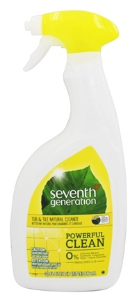 Seventh Generation - Natural Tub & Tile Emerald Cypress & Fir - 32 oz.
