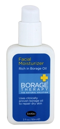 Shikai - Borage Therapy Facial Moisturizer - 3 oz. formerly 24-Hour Repair Cream