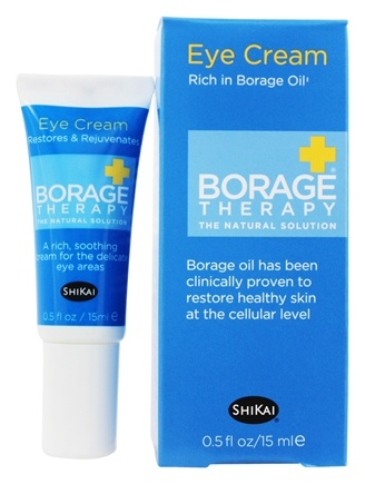 Shikai - Borage Therapy Eye Cream - 0.5 oz.