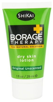 Shikai - Borage Therapy Dry Skin Lotion - 1 oz.