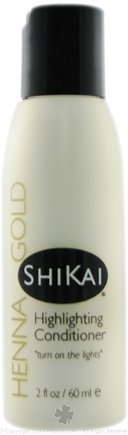 DROPPED: Shikai - Henna Gold Highlighting Conditioner - 2 oz.