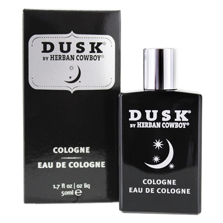 Herban Cowboy - Natural Grooming Cologne Dusk - 1.7 oz.