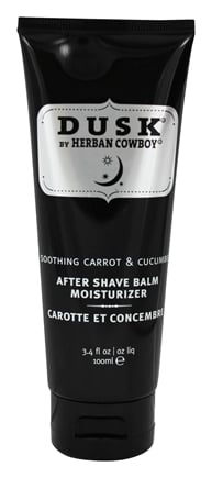Herban Cowboy - Natural Grooming After Shave Balm Dusk - 3.4 oz.