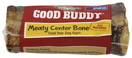 DROPPED: Castor & Pollux - Good Buddy All Natural Meaty Center Bone - 5 oz. - formerly Wet Nose
