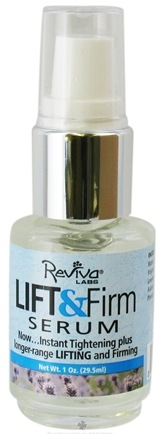 DROPPED: Reviva Labs - Lift and Firm Serum - 1 oz.
