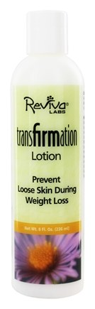 DROPPED: Reviva Labs - TransFIRMation Lotion - 8 oz.
