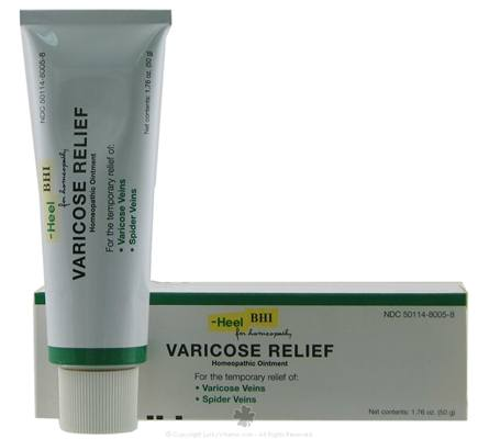 DROPPED: BHI/Heel - Varicose Relief Ointment - 1.76 oz.