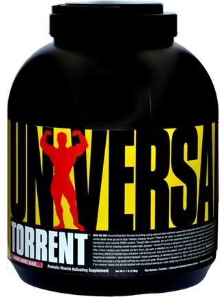 DROPPED: Universal Nutrition - Torrent Anabolic Muscle Activating Supplement Cherry Berry Blast - 6.1 lbs. CLEARANCE PRICED