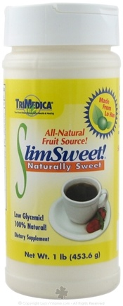DROPPED: Trimedica - SlimSweet Natural Sweetener - 1 lb.