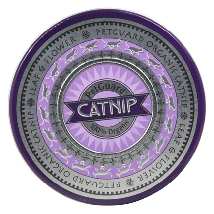 Pet Guard - Catnip 100% Organic - 1.5 oz.