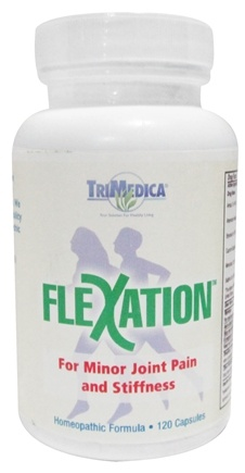 DROPPED: Trimedica - Flexation - 120 Capsules CLEARANCED PRICED